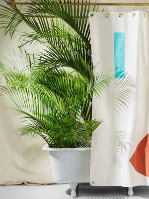 Turn Your Bathroom Into a Mini Jungle With These Shower-Friendly Plants