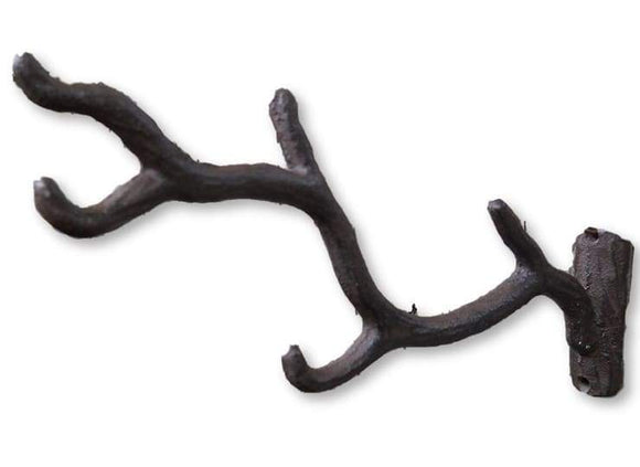 Cast Iron Tree Branch Plant Hook