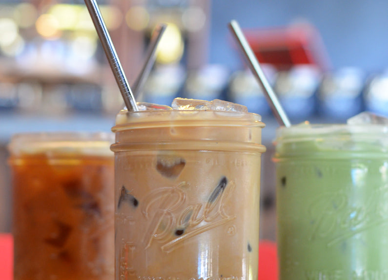 Switching to Metal Straws Will Improve Drinks