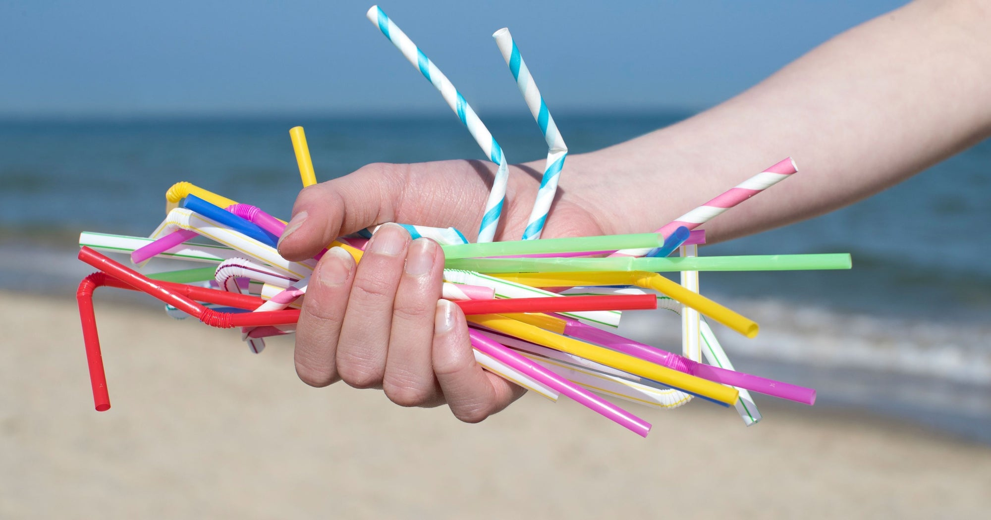 Reusable Straws - How to Keep Our Beaches Clean
