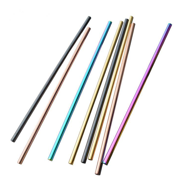 Benefits of Reusable Stainless Steel Straws