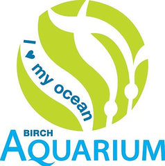 10% of Profits of this purchase will go towards fish research at the Birch Aquarium.