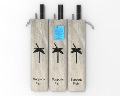 Reusable Straws - 3 Pack