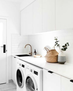 Six tips for a functional and stylish laundry