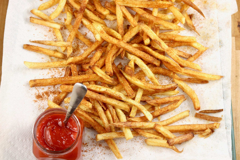 Homemade French Fries are one of the easiest side dishes to add to your dinner plans