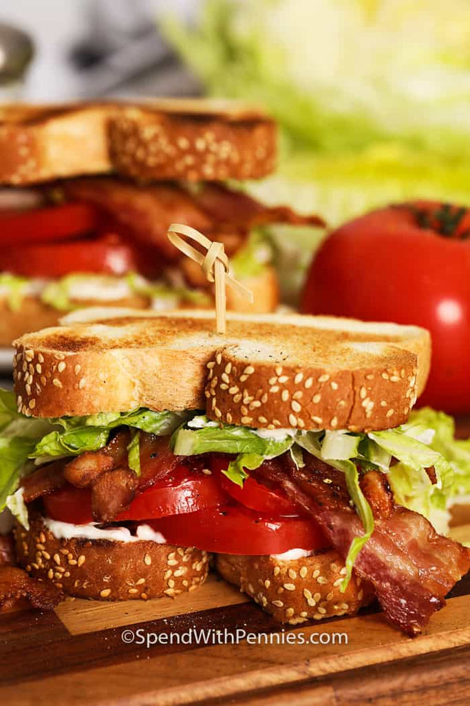 BLT Sandwich {Easy to Make!}