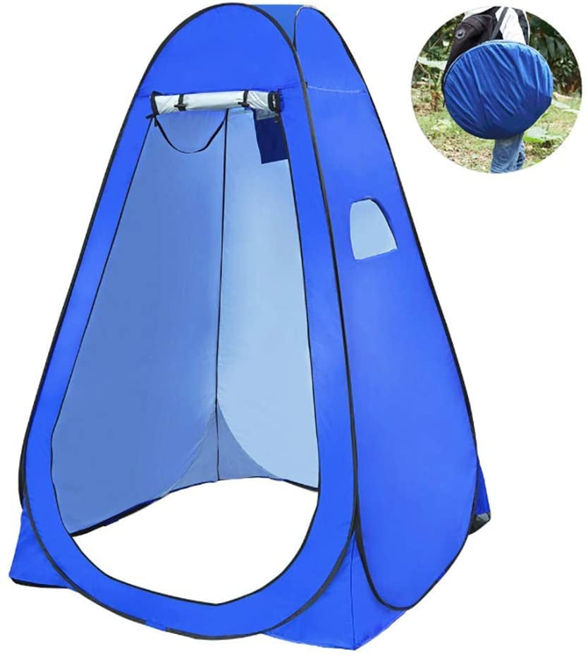 Best Pop-Up Changing Tents Regardless of whether you're at the beach or enjoying a long camping trip with your family, you won't have to sacrifice privacy when getting dressed or taking a shower among the elements if you take one of these pop-up...