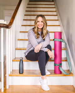 I think we can all agree that cleaning your workout equipment well is more important now than it's ever been and today I'm sharing how to clean your yoga mat at home! I've always been a stickler for bringing my own yoga mat when I'm going to a yoga...