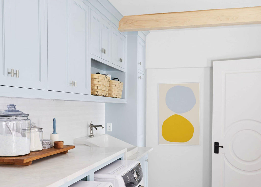 photo by sara ligorria-tramp | from: how we designed a family-friendly laundry room in the portland project