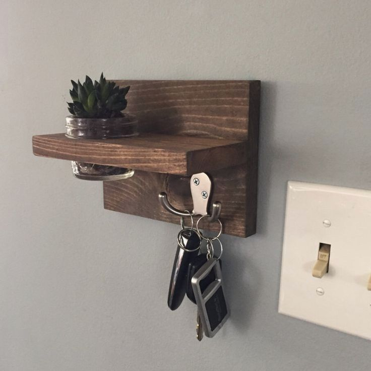 Cool Decorative Key Holder For Wall