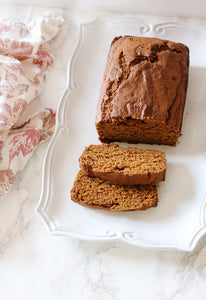 There's pumpkin bread and then there's pumpkin gingerbread
