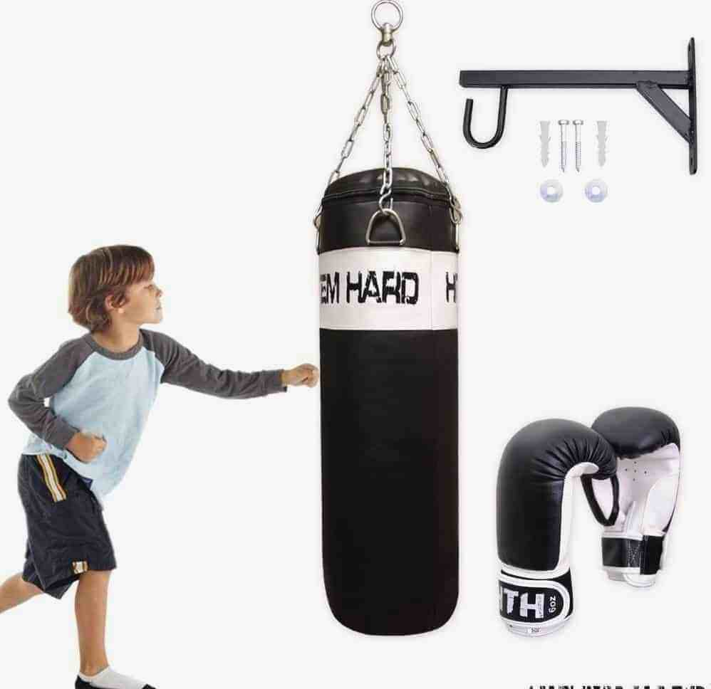Cool Kids Punching Bag