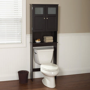 Fair Bathroom Organizer Over Toilet