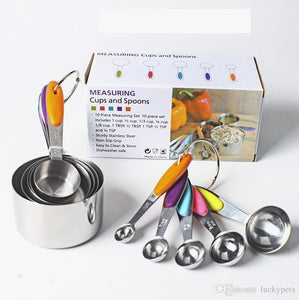 Wonderful Measuring Cups And Spoons