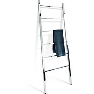 DWBA Free Standing Towel Rack Ladder for Bath Spa Towel Hanger, 22.8 inch Width