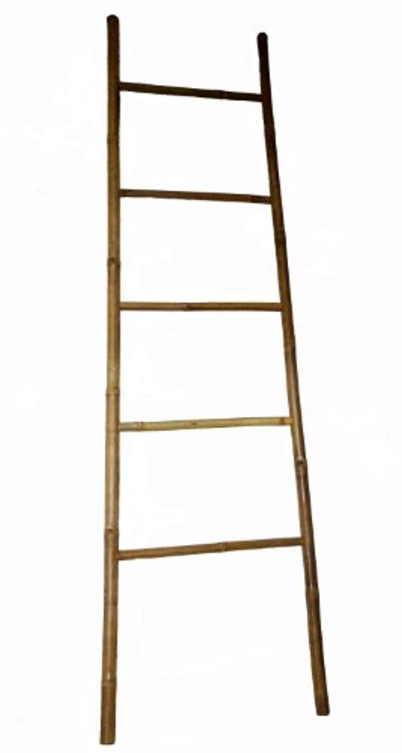 Bamboo Ladder, 84H""