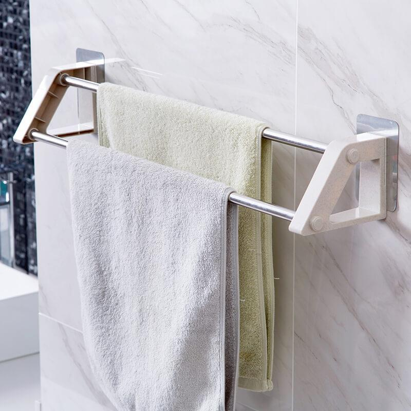Bathroom Wall Mount Towel Rack