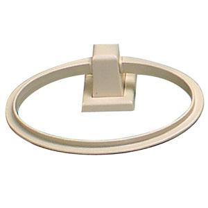 1/pk  Almond  Magic Mounts (R) Towel Rack