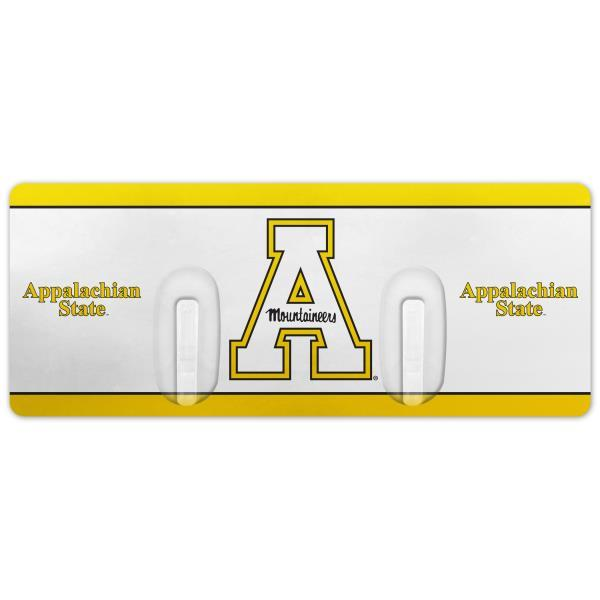 APPALACHIAN STATE UNIV RESTICKABLE WALL RACK 4 X 8.5