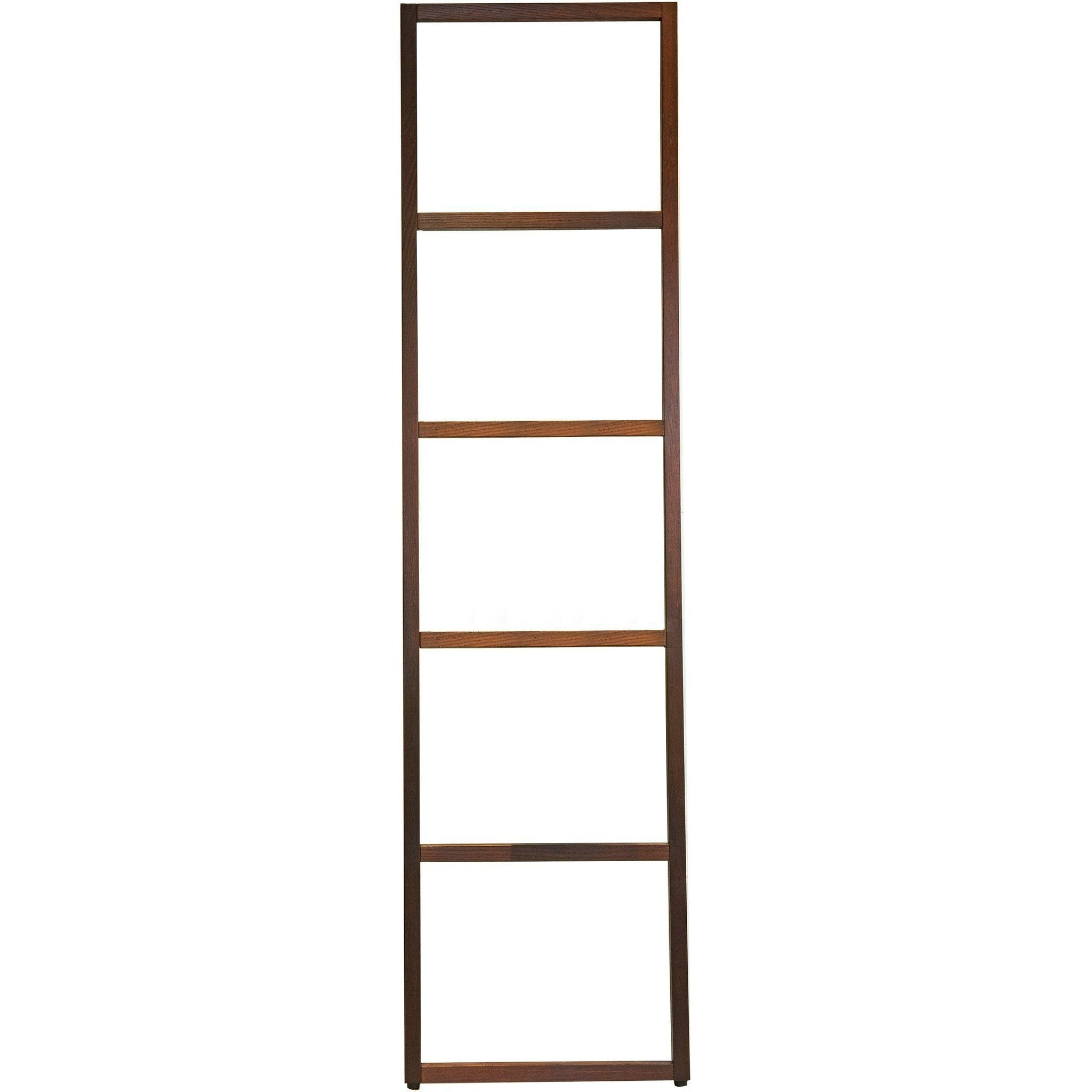 DWBA Free Standing Towel Rack Ladder for Bath Spa Towel Hanger, 16.9 inch Width