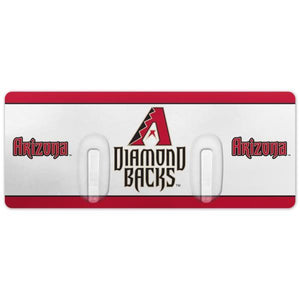 ARIZONA DIAMONDBACKS RESTICKABLE WALL RACK 4 X 8.5