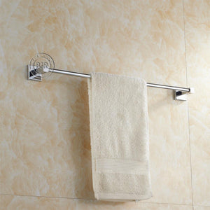 Bath Towel RackBathroom Accessories Products Chrome Towel BarTowel Holder Br87003