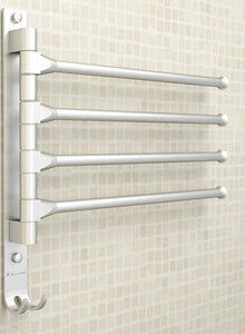 Aluminium  Movable Towel Rack
