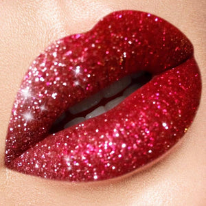 Matte to Glittery Chameleon Magic Lipstick