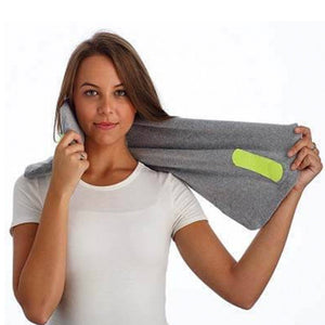 Comfort Support Travel Pillow Scarf
