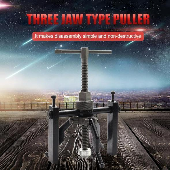3 Jaws Type Puller