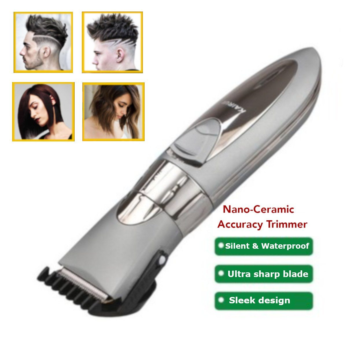 Nano-Ceramic Accuracy Trimmer