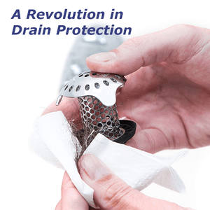 Drain Protection Hair Catcher
