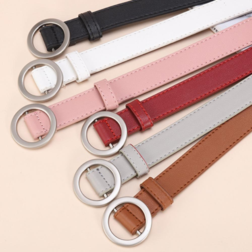 Non-Porous Women Fashion Belt