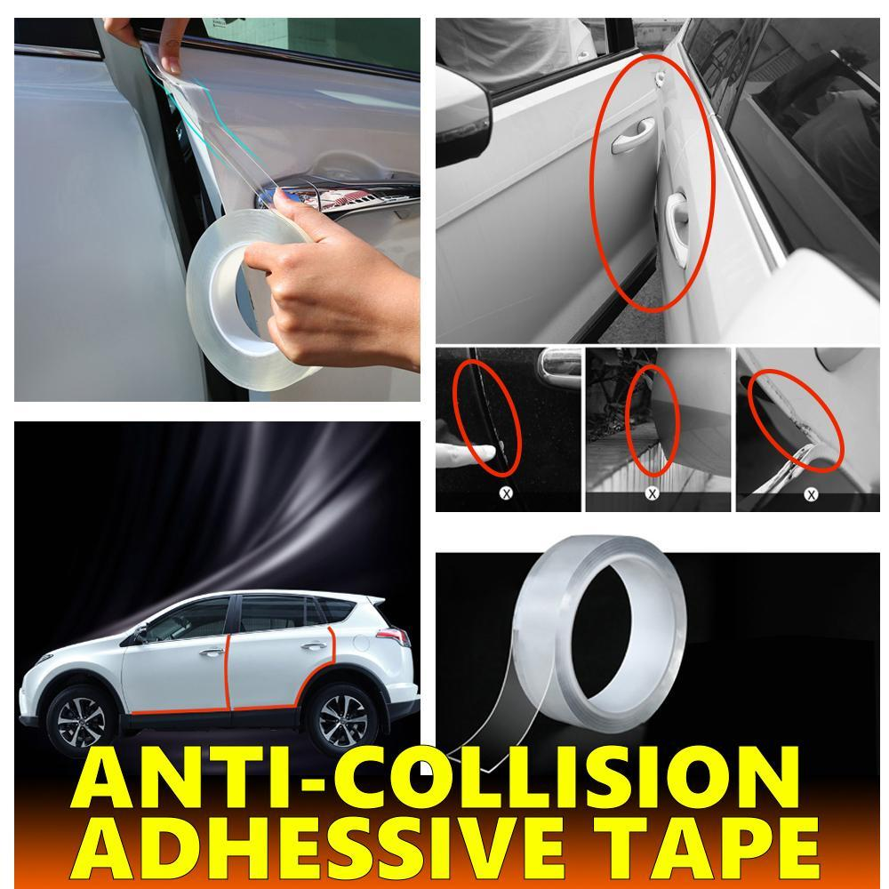 Invisible Car Anti-Collision Adhesive Tape