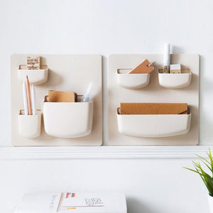 Storage Shelf Wall Mount Organizer