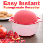 Easy Instant Pomegranate Deseeder