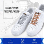 Automatic Magnetic Shoelace