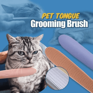 Pet Tongue Grooming Brush
