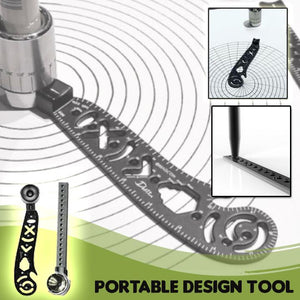 Portable Measuring Design Tool