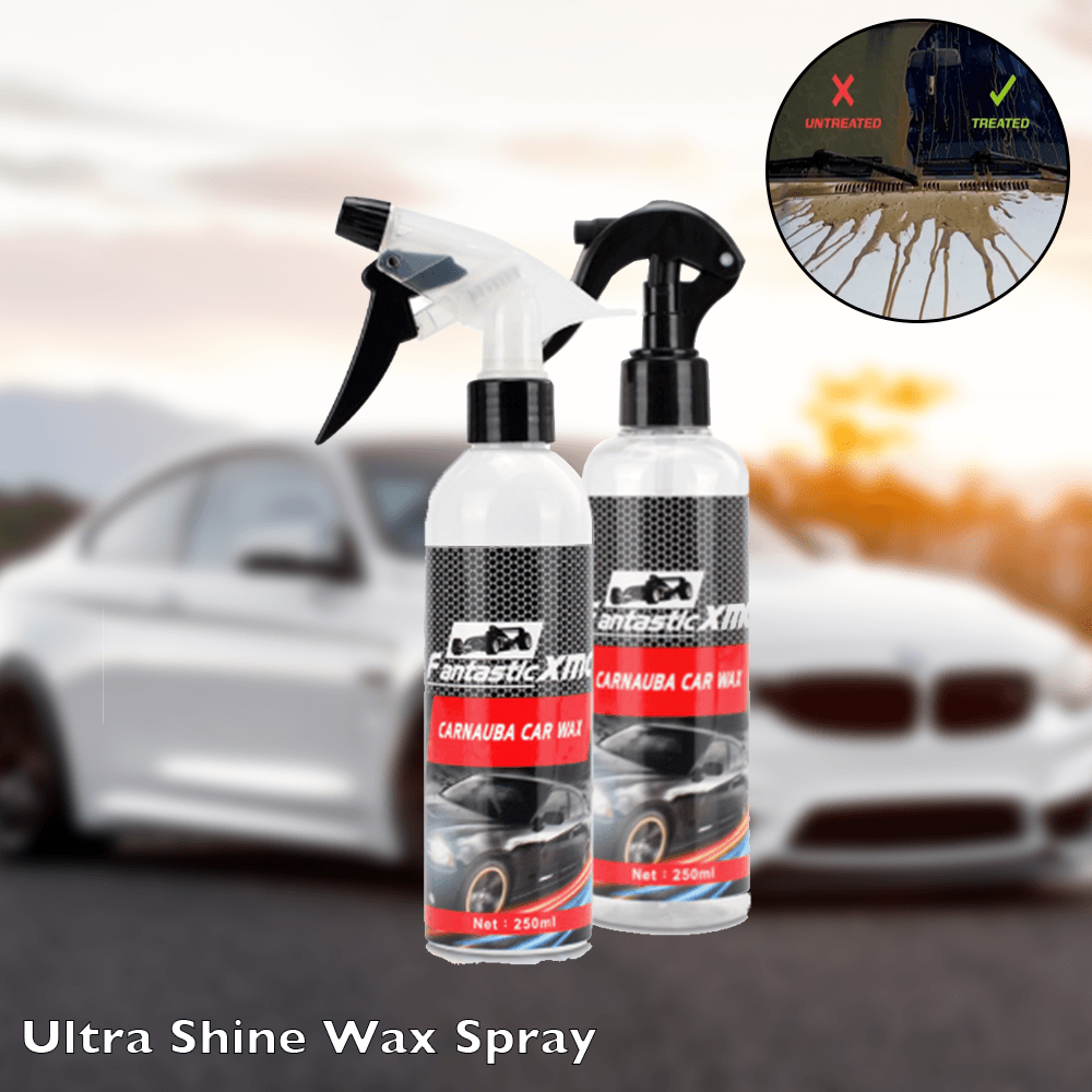 Ultra Shine Wax Spray