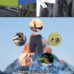 Baggy Cycling Shorts