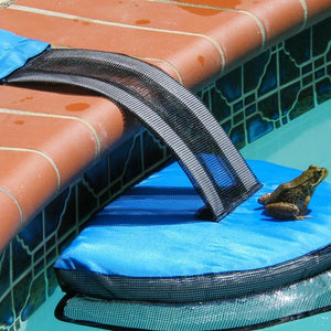 Small Animal Pool Escape Ramp