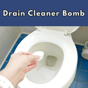 Drain Cleaner Bomb