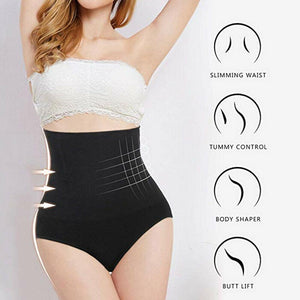 High-Waist Tummy Shaper Panty
