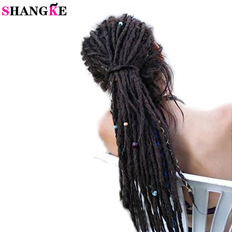 Hair Crochet Braids 1 Strandspack Dreadlock Hair Extensions