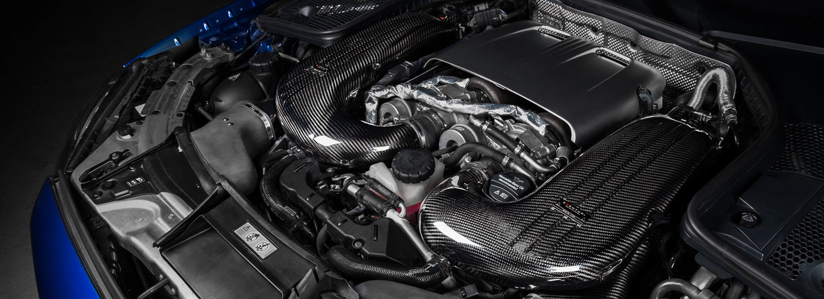 New: Eventuri W205 C63S AMG Carbon Intake