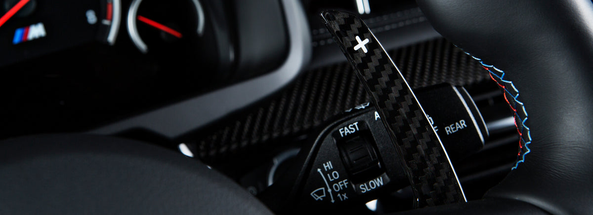 Product Guide: A F8X Paddle Shift Comparison