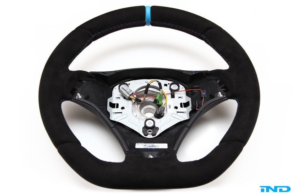 BMW Performance steering wheel from iND