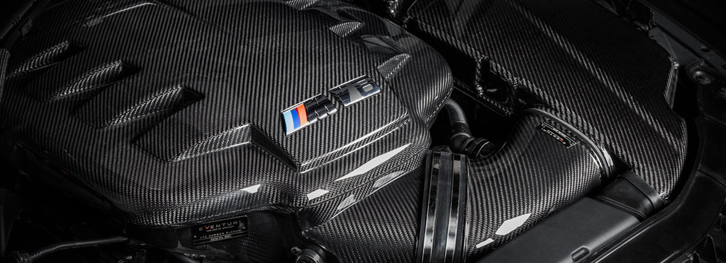 Eventuri E9X M3 (S65) Carbon Plenum