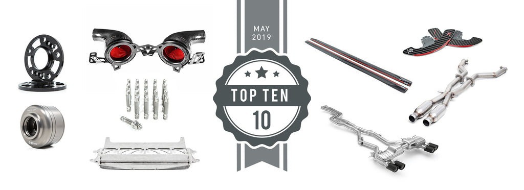 IND's Top 10 Featured Products